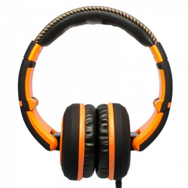 CAD SESSIONS 510 STUDIO HEADPHONES ~ BLACK/ORANGE - MH510OR